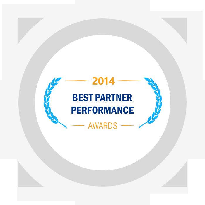Best Partner Performance 2014