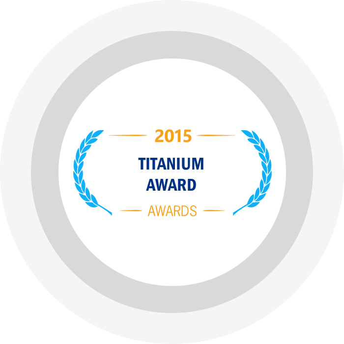 Titanium Awards 2015