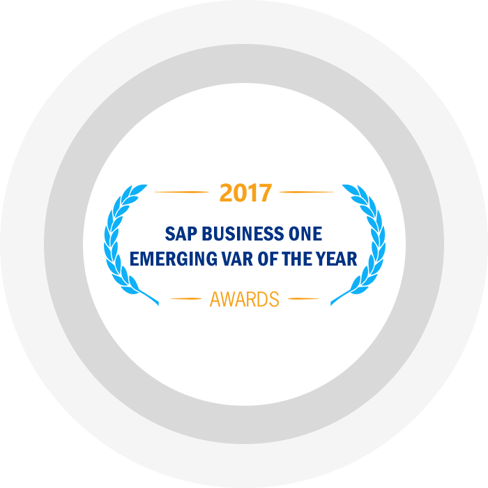 SAP Business One Emerging Var Of The Year 2017