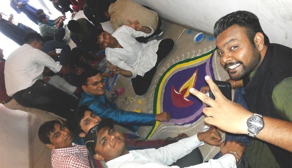 Diwali Celebration 2015